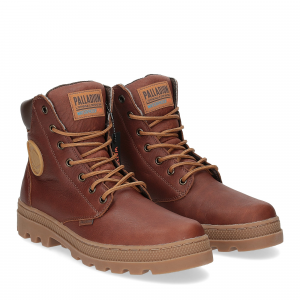 Palladium Pallabosse Cathay spice brown