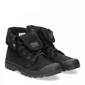 Palladium Pampa Baggy nabuk black