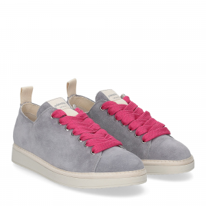 Panchic P01W suede plume fuxia