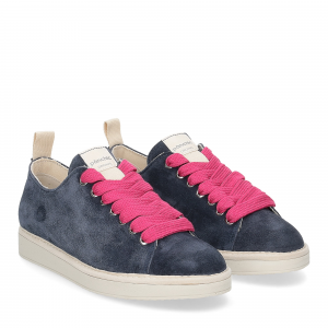 Panchic P01W suede aster fuxia