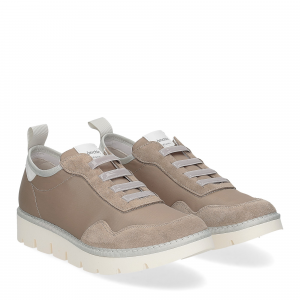 Panchic P05W nylon suede earth