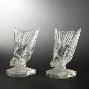 Lalique Ferma Libri Uccelli