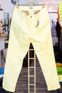 Pantalone giallo Ribbon