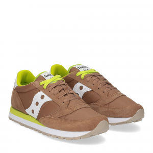 Saucony Jazz Original brown green