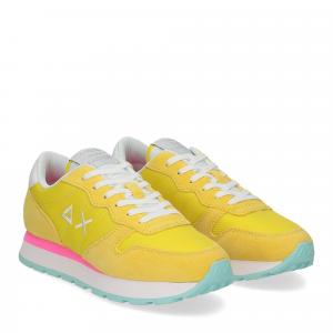 Sun68 Ally solid nylon giallo