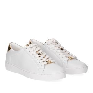 Michael KorsIRVING sneaker pelle bianca