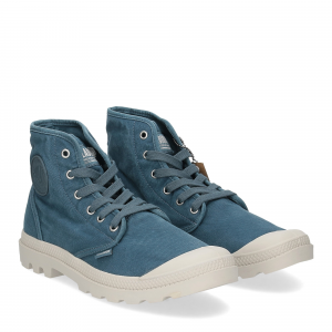 Palladium pampa hi blue denim