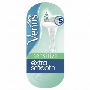 Gillette Venus Extra Smooth Sensitive Razor And Refill 1 Unit