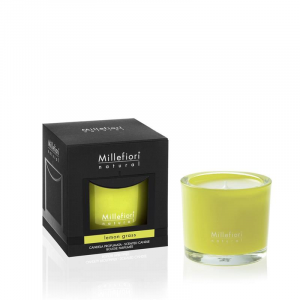 Candela millefiori Lemon Grass