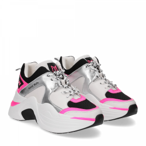 Naked Wolfe Track Neon Pink