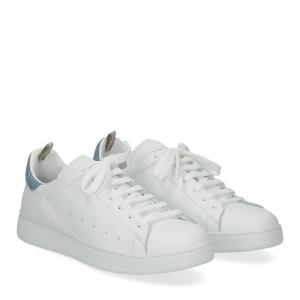 Officine Creative sneaker uomo florida bianco