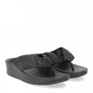 Fitflop Twiss Crystal Black