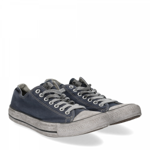 Converse All Star Ox Canvas LTD Blu