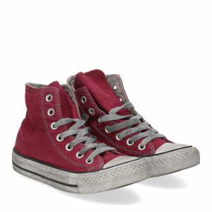 Converse All Star Hi Canvas Limited Edition maroon smoke