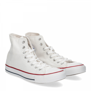Converse All Star HI Canvas optic white
