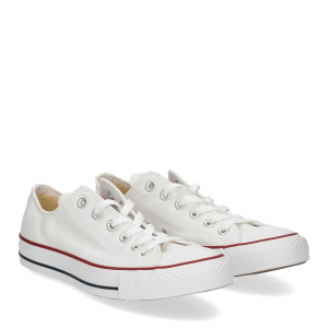 Converse All Star OX Canvas optic white uomo