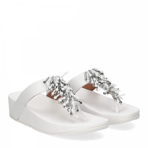 Fitflop jive treasure urban white