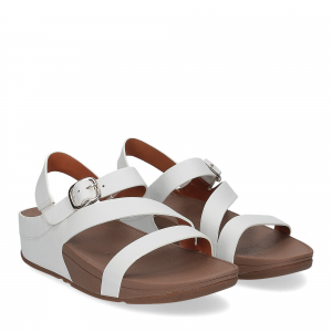 Fitflop the skinny z cross sandals urban white