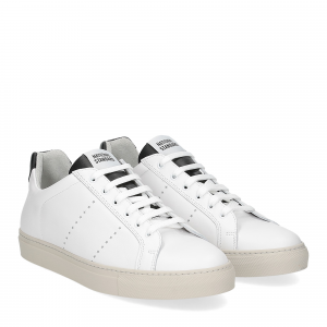 National Standard Sneaker white black