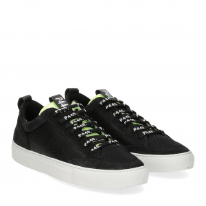 P448 Soho black fluo