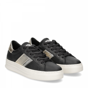 Crime London Sonic sneaker nera