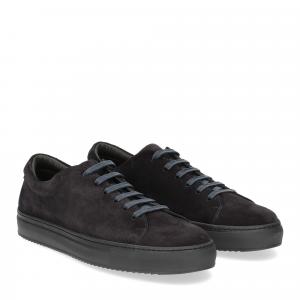 Griffi's sneaker 732 camoscio blu