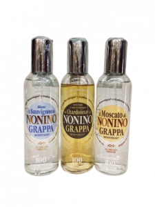 Nonino Twist Monovitigno Chardonnay Barrique / Moscato/ Sauvignon