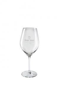 Calice da degustazione in cristallo con logo Borgo Antico