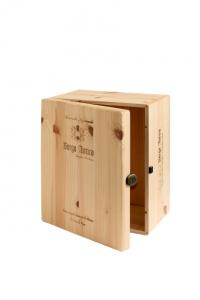 Confezione regalo in legno