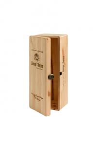 Confezione regalo in legno per Magnum 1,5 lt