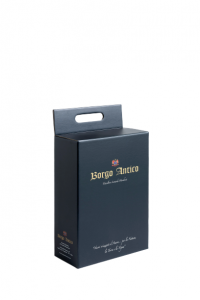 Confezione regalo per 2 bottiglie da 0,7 lt