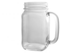 Bicchiere per coctail in vetro con manico 48cl