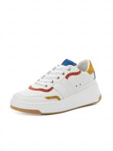 Sneakers Apepazza S0BASKET01/LEA Bianco