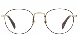 Eyewear by David Beckham 1015 RHL gold black