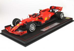 Ferrari SF90 F1 GP Australia Charles Leclerc N 16 Pirelli Yellow 1/18