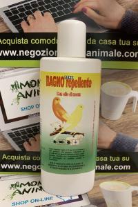 BAGNO REPELLENTE con olio di neem 200ml