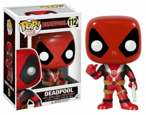 Funko Pop 112: DEADPOOL