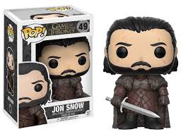 Funko Pop 49: JON SNOW Game of Thrones