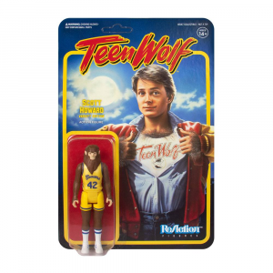 ReAction Figure: Teen Wolf Basketball by Super 7