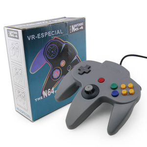 Vr-Especial Joypad THE N64 BIT Controller (Nintendo 64)