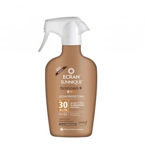 Ecran Sunnique Broncea+ Protective Milk Spf30 300ml