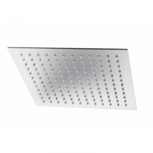 Soffione doccia quadrato 250x250