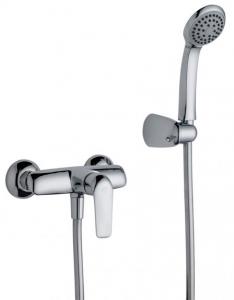 Miscelatore esterno per doccia Magic Touch,  con doccino e flessibile