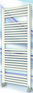 Radiatore scaldasalviette bianco 600x1750