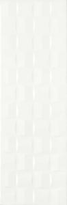 ABSOLUTE WHITE STRUTTURA CUBE 3D LUX 250X760  - (Euro/Mq 25,62)