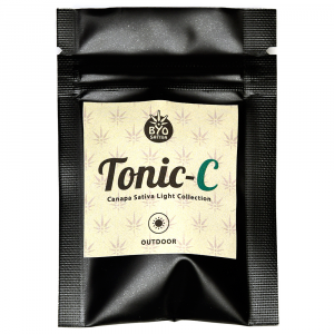 BYO SATIVA - TONIC-C - CANAPA LIGHT