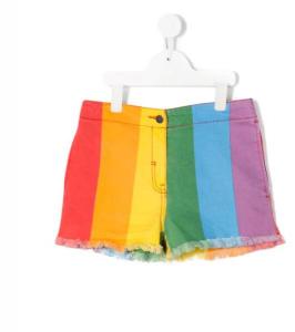 Short Stella McCartney Rainbow