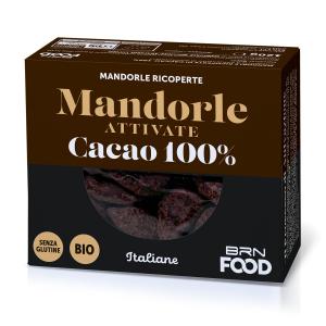 Mandorle Attivate Cacao 100%