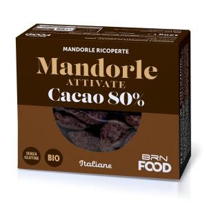 Mandorle Attivate Cacao 80%