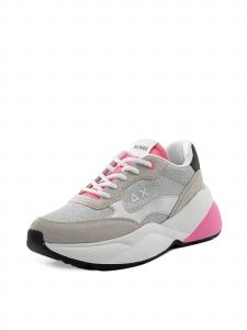 Sneakers Sun 68 Z30222 Argento